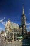 The St. Stephan's church should be one of the most famous city emblems of Vienna